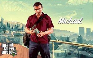 Poster Grand Theft Auto V - Gta 5 #J