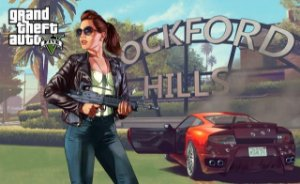 Poster Grand Theft Auto V - Gta 5 #N