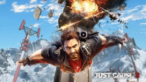 Poster Just Cause 3 #B