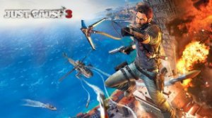 Poster Just Cause 3 #C