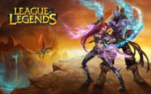 Poster League Of Legends #A