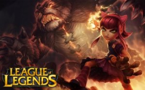 Poster League Of Legends #E