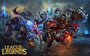 Poster League Of Legends #G