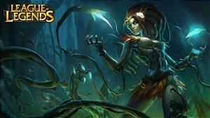 Poster League Of Legends #I