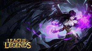 Poster League Of Legends #Q
