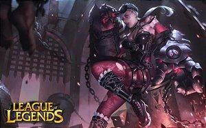 Poster League Of Legends #X