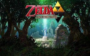 Poster Legend Of Zelda-A Link Between Worlds #A