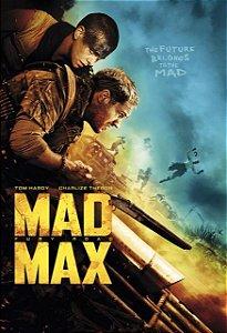 Poster Mad Max: Estrada Da Fúria #B