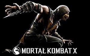 Poster Mortal Kombat X #A