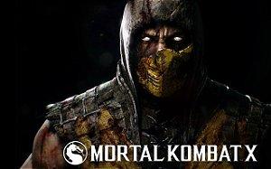 Poster Mortal Kombat X #C