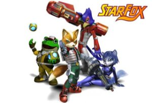 Poster Star Fox Assault #A