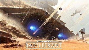 Poster Star Wars Battlefront #C