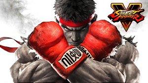 Poster Street Fighter 5 #C