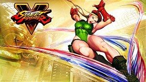 Poster Street Fighter 5 #D