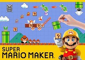 Poster Super Mario Maker #B