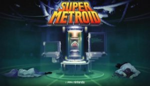 Poster Super Metroid #A