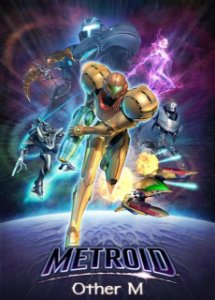 Poster Super Metroid Other M #B