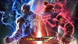 Poster Tekken 7 #B