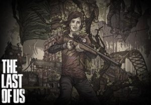 Poster The Last Of Us #G