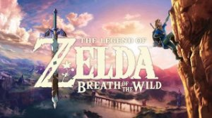 Poster The Legend Of Zelda: Breath Of The Wild #A