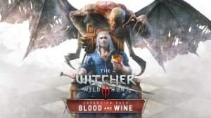 Poster The Witcher 3 #A