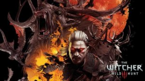 Poster The Witcher 3 #F