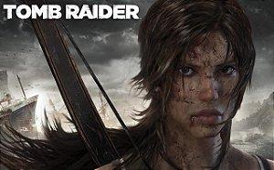 Poster Tomb Raider #B