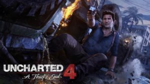 Poster Uncharted 4 #A