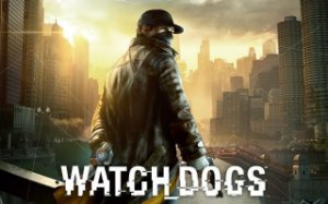 Poster Watch Dogs 1 #E