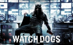 Poster Watch Dogs 1 #H