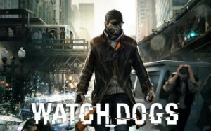 Poster Watch Dogs 1 #J