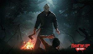 Poster Jason, Sexta-Feira 13 #A