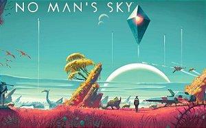 Poster No Man'S Sky #A