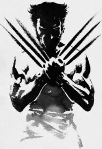 Poster Wolverine #A