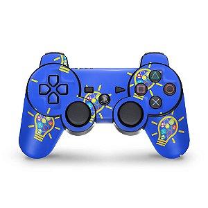 PS3 Controle Skin - Personalizada