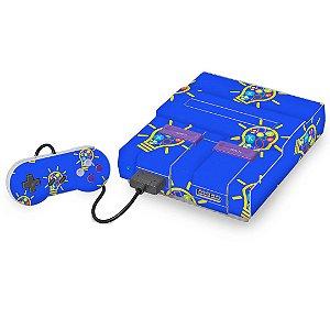 Super Nintendo Skin - Personalizada