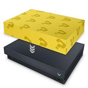 Xbox One X Capa Anti Poeira - Outlet