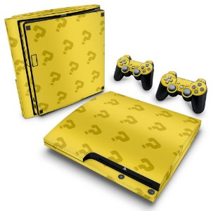 PS3 Slim Skin - Outlet