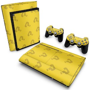 PS3 Super Slim Skin - Outlet