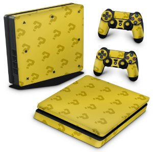 PS4 Slim Skin - Outlet