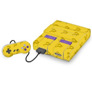 Super Nintendo Skin - Outlet