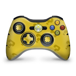 Skin Xbox 360 Controle - Outlet