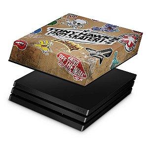 PS4 Pro Capa Anti Poeira - Tony Hawk's Pro Skater