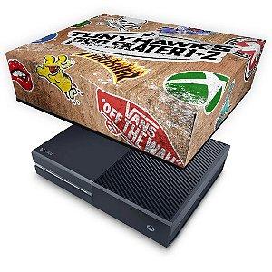 Xbox One Fat Capa Anti Poeira - Tony Hawk's Pro Skater
