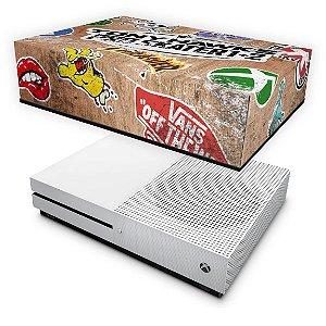 Xbox One Slim Capa Anti Poeira - Tony Hawk's Pro Skater