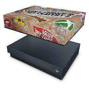 Xbox One X Capa Anti Poeira - Tony Hawk's Pro Skater