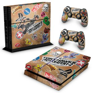 PS4 Fat Skin - Tony Hawk's Pro Skater
