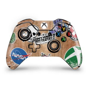 Skin Xbox One Fat Controle - Tony Hawk's Pro Skater