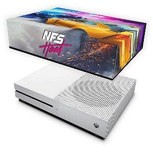 Xbox One Slim Capa Anti Poeira - Need For Speed Heat