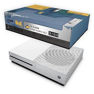 Xbox One Slim Capa Anti Poeira - Cyberpunk 2077 Bundle